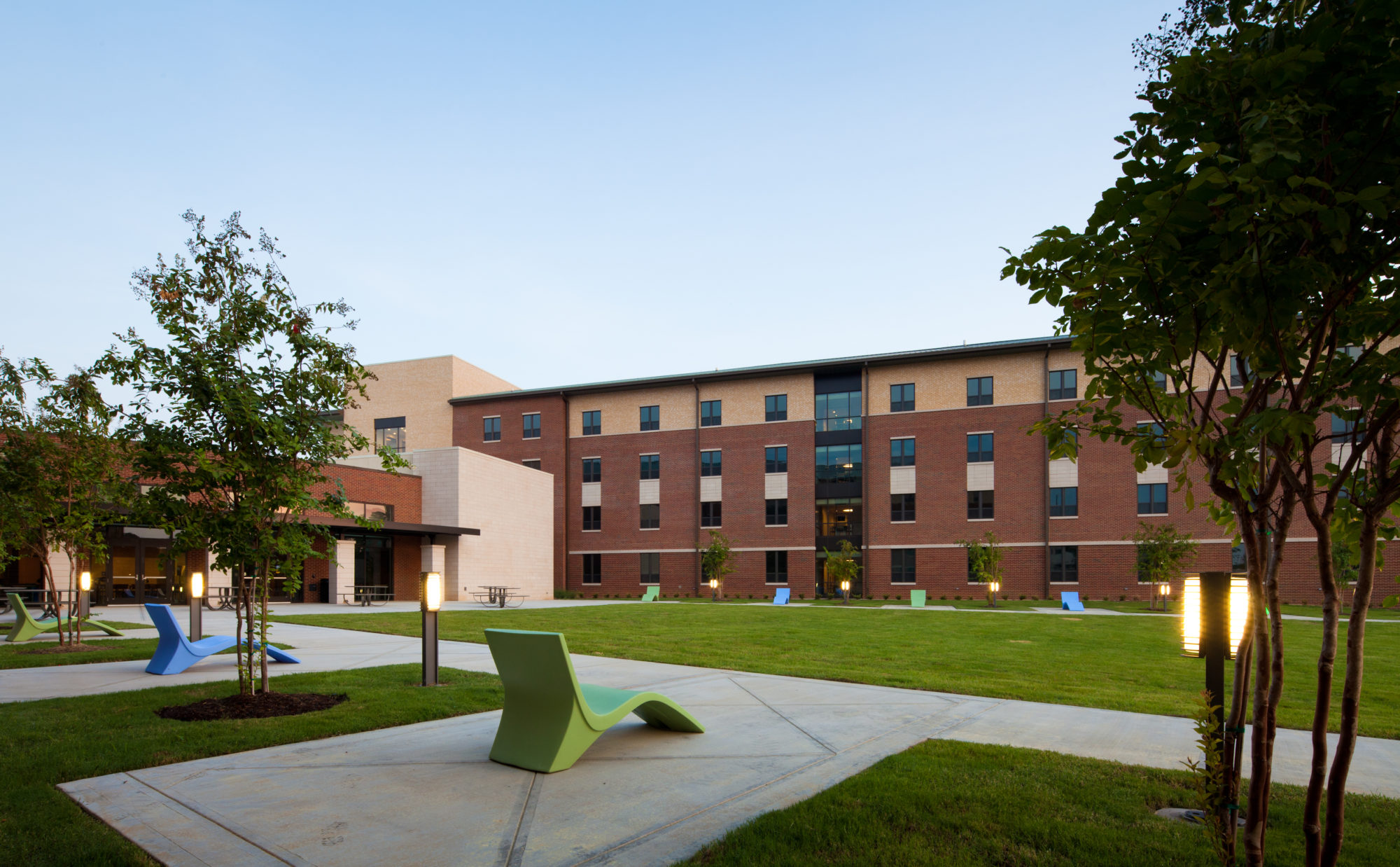 Fresh Student Housing At SFA