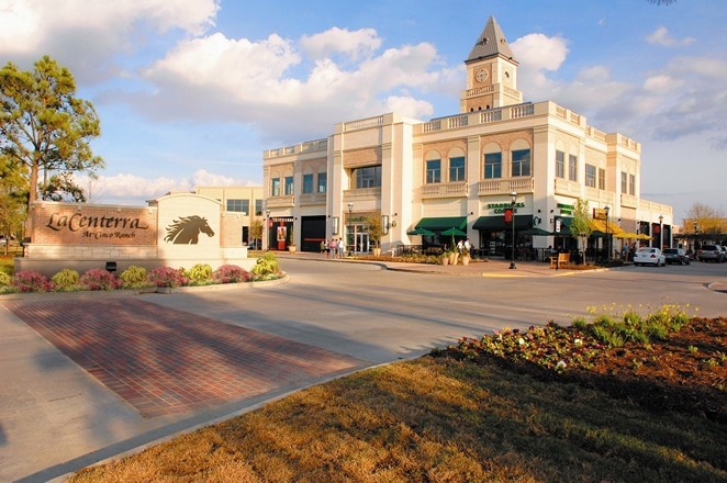 LaCenterra Town Center