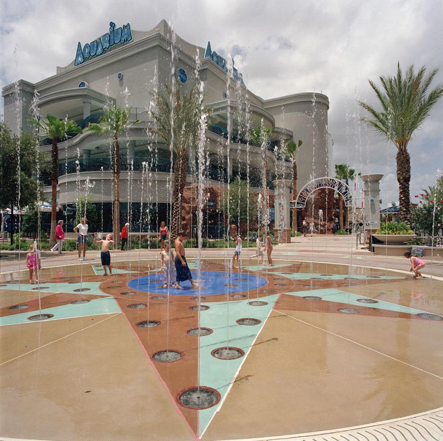 Houston Aquarium - Kudela & Weinheimer