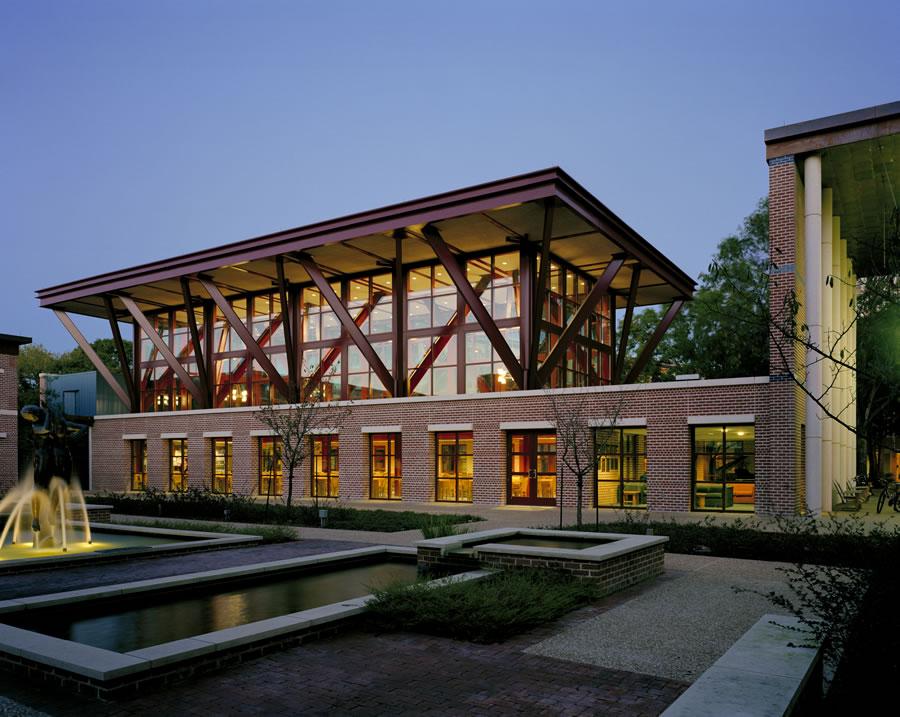Rice University Martel, Jones and Brown Colleges