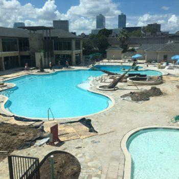 Briar Club pool