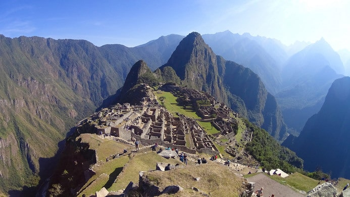 Machu Picchu- 13 Gorgeous Landscapes Around The World