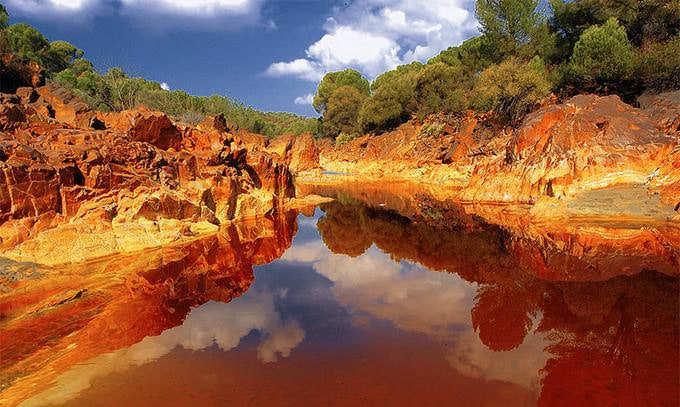 Rio Tinto- 13 Gorgeous Landscapes Around The World