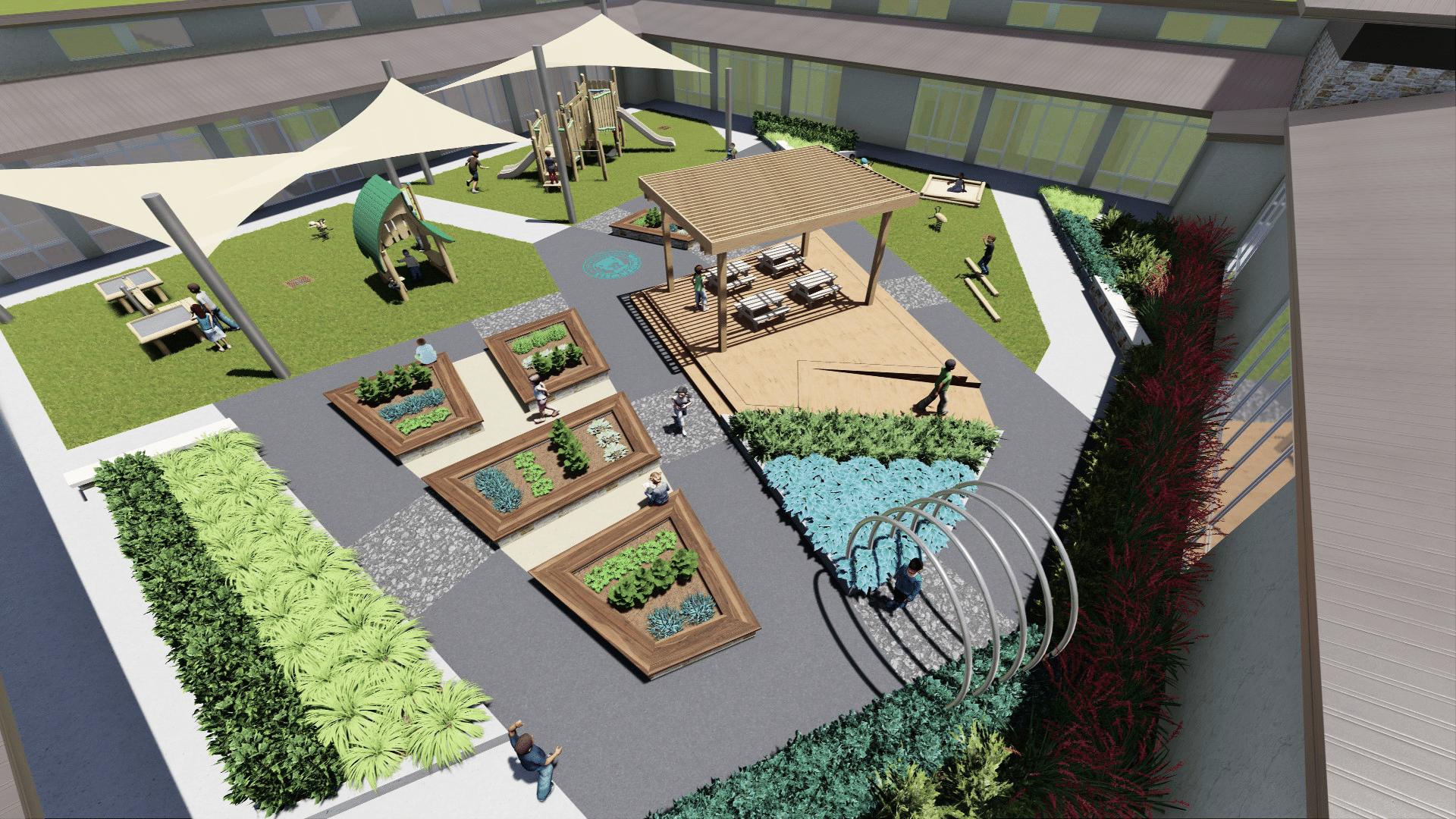Houston And San Antonio Texas Based Landscape Architecture