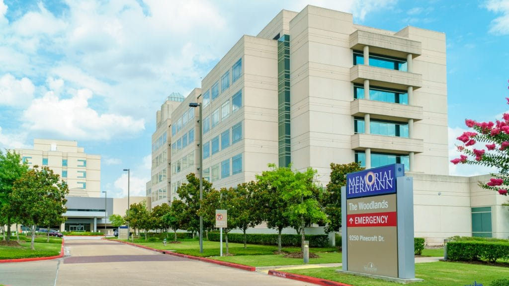 Memorial Hermann The Woodlands Kudela Amp Weinheimer